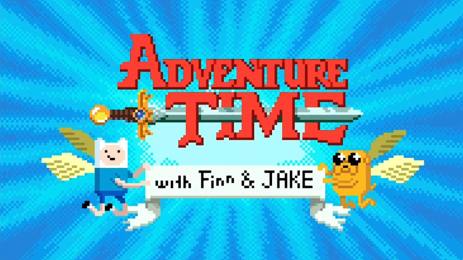 Adventure Time with Finn and Jake – Minecraft edition