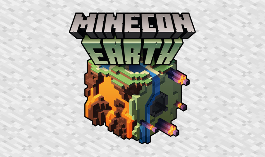 Minecon Earth logo